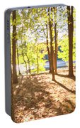 In The Forest Portable Battery Charger