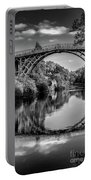 Iron Bridge Shropshire  Portable Battery Charger by Adrian Evans