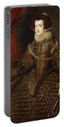 Isabella  Queen Of Spain  Portable Battery Charger