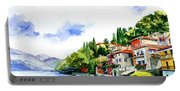 Italian Summer Vacation Portable Battery Charger