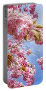 Japanese Cherry Portable Battery Charger