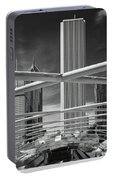 Jay Pritzker Pavilion Infrared Portable Battery Charger