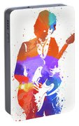 Jeff Beck Portable Battery Charger