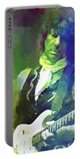 Jeff Beck, Love Is Green Portable Battery Charger