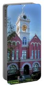 Jones County Court House - Gray, Georgia Portable Battery Charger