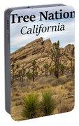 Joshua Tree National Park, California 03 Portable Battery Charger