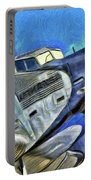 Junkers Ju 52 Art Portable Battery Charger