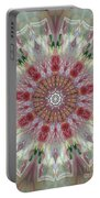 Kaleidoscope Valentine  Portable Battery Charger