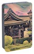 Kanagawa - The Japanese Garden Portable Battery Charger