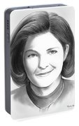 Kate Mulgrew Portable Battery Charger