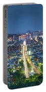 Keelung City Skyline Portable Battery Charger