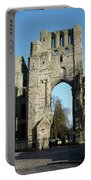 Kelso Abbey Ruin Portable Battery Charger