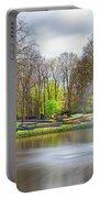 Keukenhof Tulip Garden Holland Portable Battery Charger