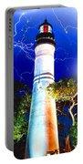 Key West Lightning Light House Portable Battery Charger