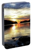 Kiss Of Sunset Portable Battery Charger