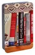Kuji's Bookshelf Portable Battery Charger