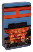Kyoto Torii Gate Portable Battery Charger