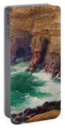 La Jolla Caves Portable Battery Charger