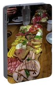 La Locanda Del Prosciutto Portable Battery Charger