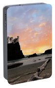 La Push Special Sunset Portable Battery Charger