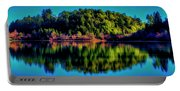 Lake Double Reflection Portable Battery Charger