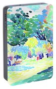 Landscape - Digital Remastered Edition Portable Battery Charger