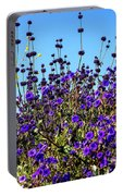 Lavender Blooms  Portable Battery Charger