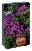 Lavender River Portable Battery Charger