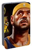 Lebron Portable Battery Charger