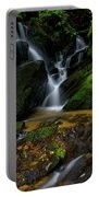 Lee Fall's Lush Vegetation Portable Battery Charger