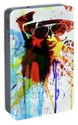 Legendary Fear And Loathing Watercolor Portable Battery Charger
