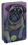 Lets Play Pug  Portable Battery Charger