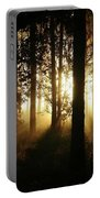 Light In The Woods Portable Battery Charger