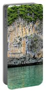 Limestone Arch Ha Long Bay Vietnam  Portable Battery Charger