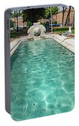 Fontana Di Lungotevere Aventino Portable Battery Charger