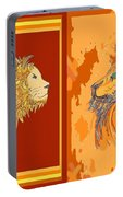 Lion Pair Hot Portable Battery Charger