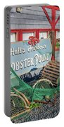 Lobster Pond Restaurant In Halls Harbour Ns Portable Battery Charger