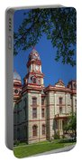 Lockhart Courthouse Portable Battery Charger