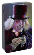 Lon Chaney In London After Midnight Portable Battery Charger