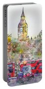 London Street 1 Portable Battery Charger
