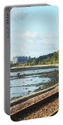 Longgannet Power Station And Railway Portable Battery Charger