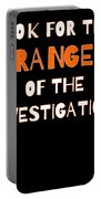 Look For The Oranges Of The Investigation Portable Battery Charger