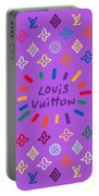 Louis Vuitton Monogram-8 Portable Battery Charger