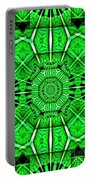 Art Deco Lucky Charms Portable Battery Charger