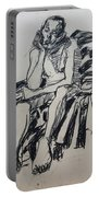 Male Nude I Portable Battery Charger