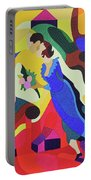 Marc And Bella Chagall Portable Battery Charger