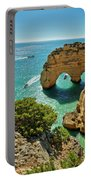 Marinha Arches, Portugal Portable Battery Charger
