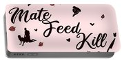 Mate Feed Kill Portable Battery Charger