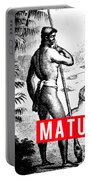 Matua Portable Battery Charger by MB Dallocchio