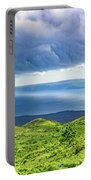 Maui Paradise Portable Battery Charger by Jim Thompson